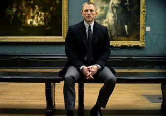 James-Bond-Skyfall National Gallery