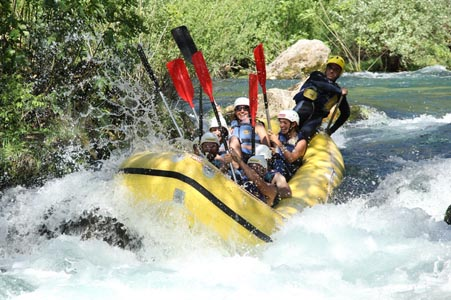 Rafting LR