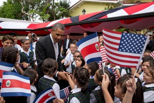 President Obama Visit to Mexico
