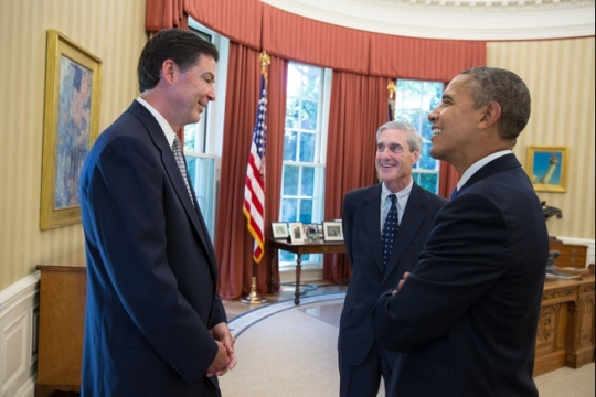 p062113ps-0265 Pres Obama and Comey