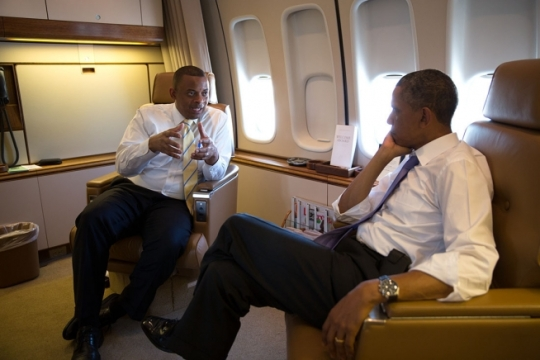 p072513ps-0493  President Obama and Anthony Foxx