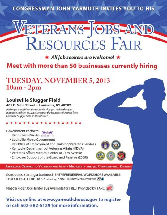 VeteransJobFair2013