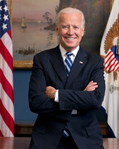 Vice President Joe Biden Photo Courtesy:  Wikipedia - David Lienemann