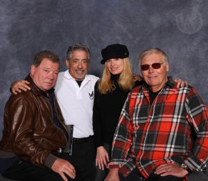 John-Macaluso-William-Shatner-Nadine-Macaluso-Adam-West (r)