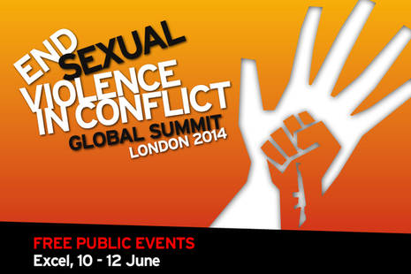 End Sexual Violence in Conflict