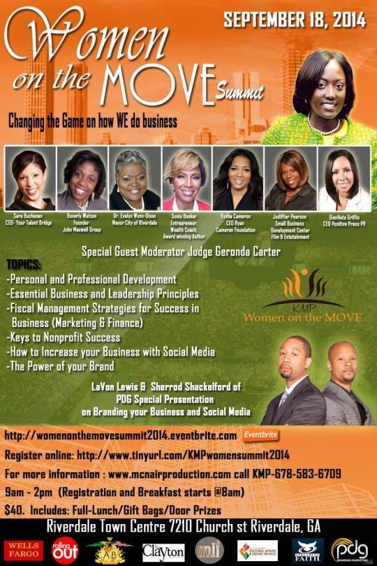 2014 final -1 women summit