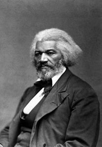 Frederick Douglass - Photograph by George K. Warren (d. 1884). [Public domain], via Wikimedia Commons - Courtesy Wikipedia