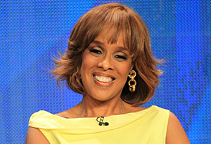 Gayle King - Photo Courtesy: Omag