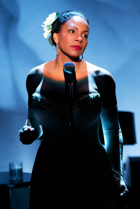 Audra McDonald Lady Day at emerson's Bar & Grill