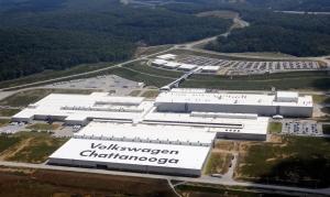 Volkswagen Chattanooga.  Photo Courtesy: Volkswagen Group of America, Inc.