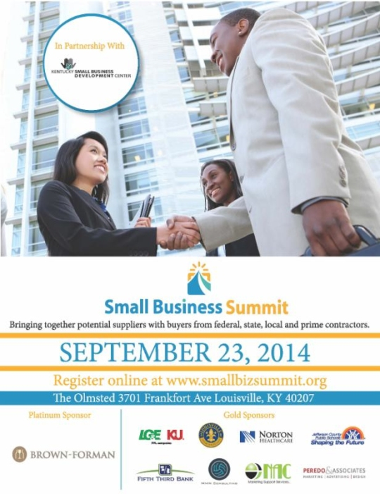 KY SMALL BUSINESS SUMMIT