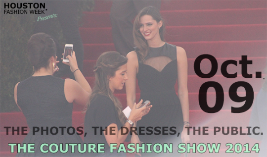 The Couture Fashion Show