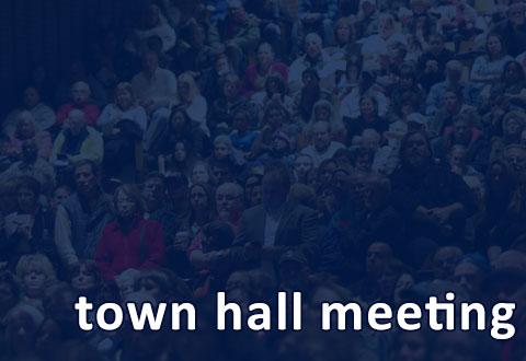 Town Hall Meeting Yarmuth's