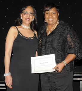 Brenda Odom, President of U-Kno Catering, Inc., Nashville, Tennessee