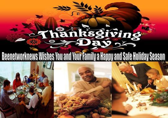 Thanksgiving Greetings 2014