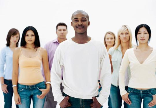 Americas 2043 changing demographics is projected to be younger and more diverse.  Photo Courtesy:  beenetworknews