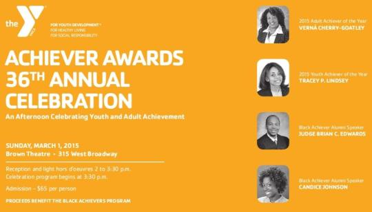 2015 Black Achievers Celebration