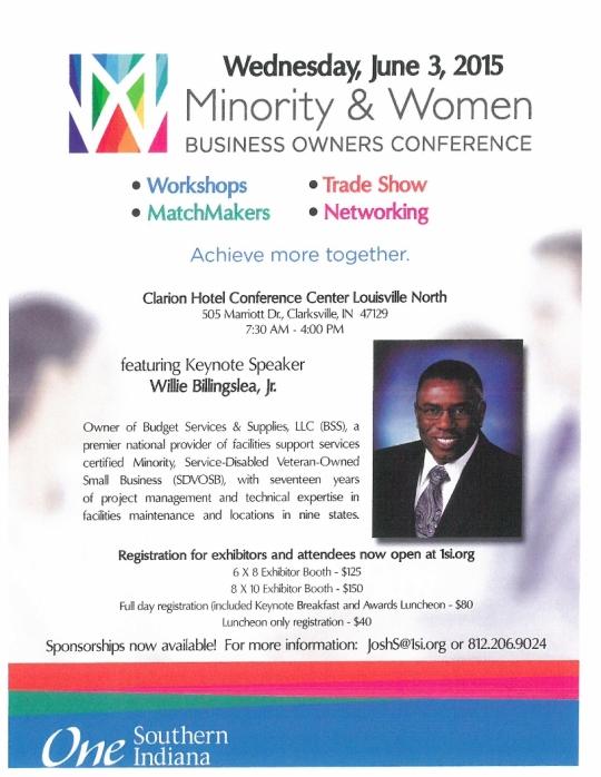 Minority & Women Conference