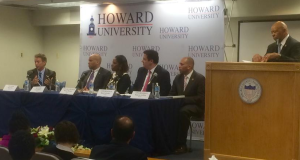 Sen. Paul at Howard University