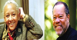 Nikki Giovanni and Jerry Pinkney.  Photo Courtesy: Blacknews.com