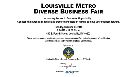Diverse Business Fair 2015