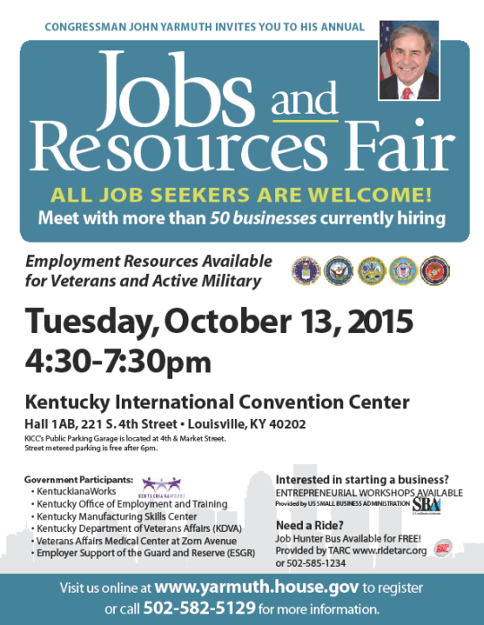 Yarmuth Job Fair