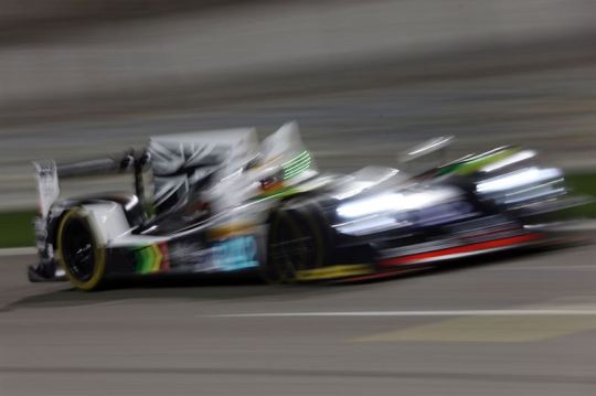 As sun sets on a challenging year, Strakka Racing aims to shine in the desert
