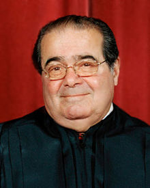 Antonin Scalia U.S. Supreme Court.  Photo Courtesy:  Steve Petteway, Staff Photographer of the Supreme Court