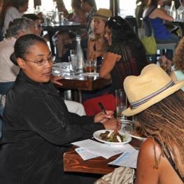 First Draft: A Literary Social. Photo Courtesy: Miami Book Fair