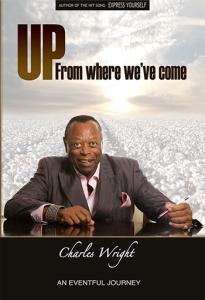 Author Charles Wright. Photo Courtesy: Blacknews.com