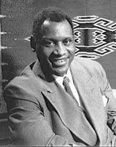 Paul Robeson By Gordon Parks, Office of War Information; cropped by Beyond My Ken (talk) 07:13, 3 February 2011 (UTC) - Library of Congress Prints and Photographs Division, Farm Security Administration - Office of War Information Photograph Collection. http://hdl.loc.gov/loc.pnp/fsa.8b14812, Public Domain, https://commons.wikimedia.org/w/index.php?curid=12890227