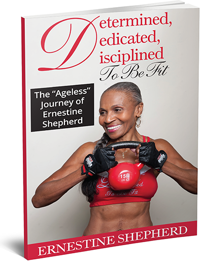 Ernestine Ernie Shepherd, at age 79, is a personal trainer, a professional model, a competitive bodybuilder and happier and more fulfilled than shes ever been in her life. In March of 2010, on stage in Rome, Italy she was formally given the title of Worlds Oldest Performing Female BodyBuilder (by Guinness World Records). Photo Courtesy: Blacknews.com