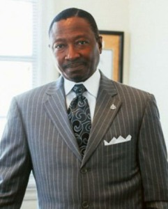 Clarence Roby, Attorney of Record.   Photo Courtesy:  Blacknews.com