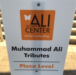 Muhammad Ali Tribute. Photo Courtesy: Beenetworknews
