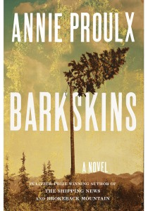 Bookcover: Barkskins. Photo Courtesy: Oprah Book Club 2.0