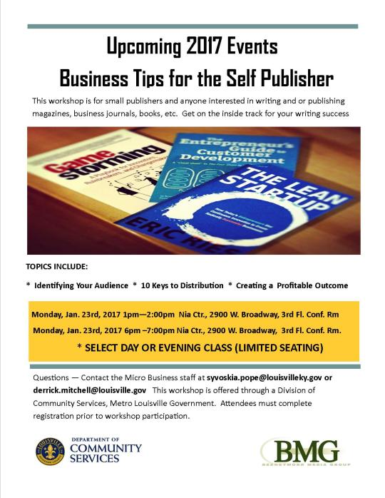 business-tips-for-the-self-publisher-flyer-metro-jan-23rd-2017